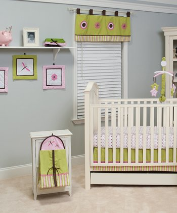 Sophia's Garden 11-Piece Crib Set