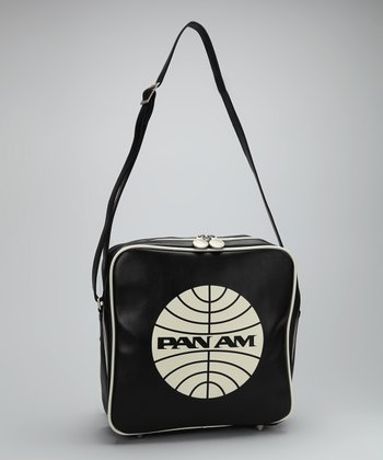 Black Innovator Shoulder Bag