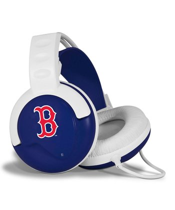 Boston Red Sox Fanjamz Headphones