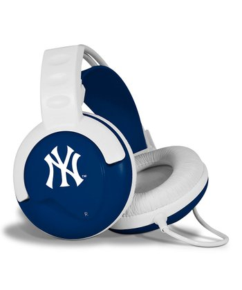 New York Yankees Fanjamz Headphones