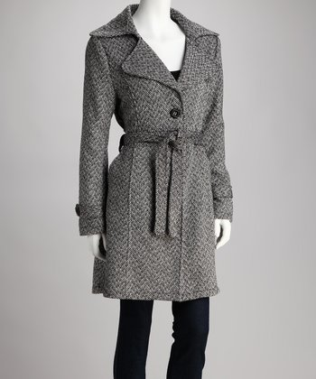 Black & Gray Coat