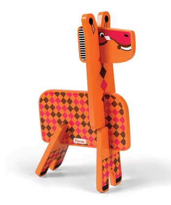 Giraffe Jungle Pals Stacking Puzzle