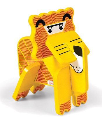 Lion Jungle Pals Stacking Puzzle