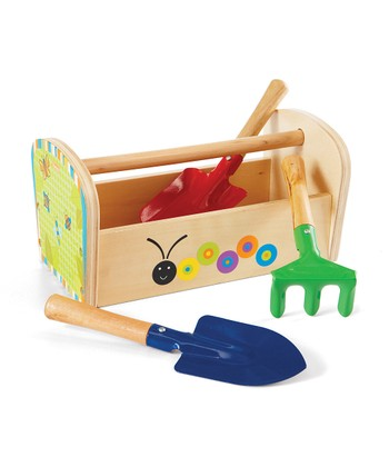 Let's Grow! Garden Tool Set