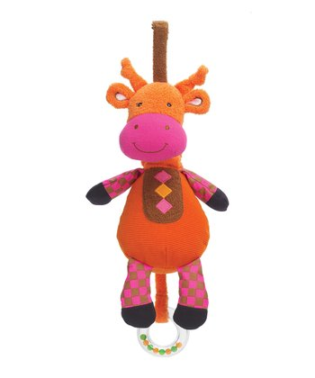 Melody Giraffe Toy