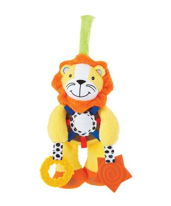 See & Sounds Lion Toy