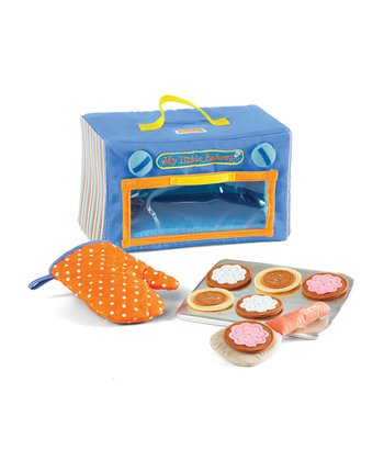 My Little Bakery Set