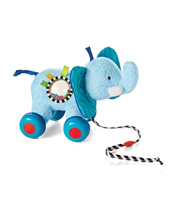 Wobble-Along Elephant Toy