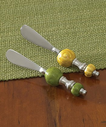 Lemongrass Spreader Set