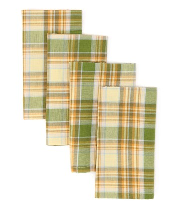 Lemongrass Napkin - Set of Four