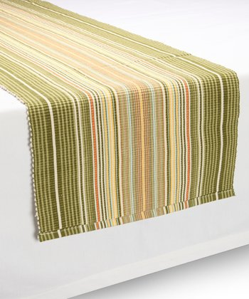 Verbena Table Runner