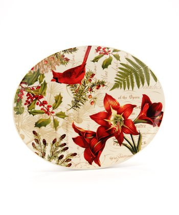 Park Designs Nature Sings Platter