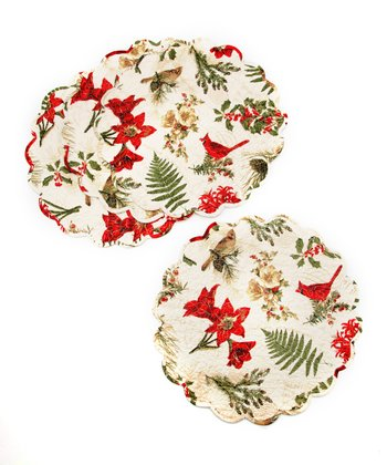 Park Designs Nature Sings Place Mat - Set of Four