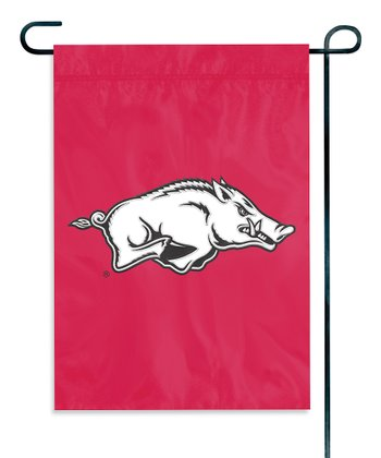 Arkansas 15'' Garden Flag