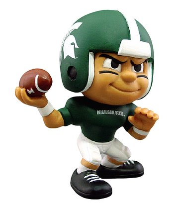Michigan State Quarterback Lil' Teammate Figurine