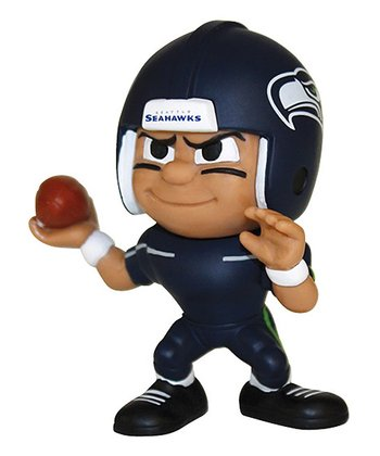 Seattle Seahawks Quarterback Lil' Teammate Figurine