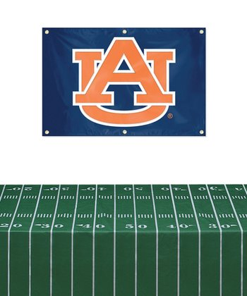 Auburn Party Decorating Set