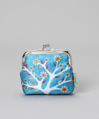 Tree Coin Purse