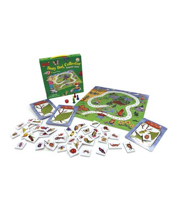 Busy Bug Collector Board Game