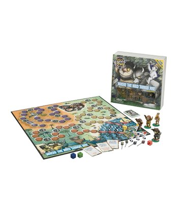 Tales to Play: Where the Wild Things Are Board Game