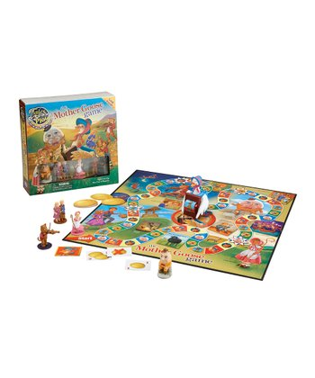 Tales to Play: Mother Goose Board Game