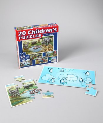 Patch Products Puzzle Set