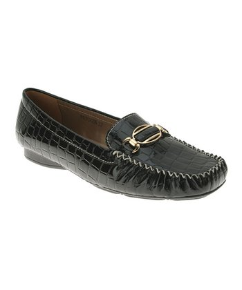 Black Patria Loafer