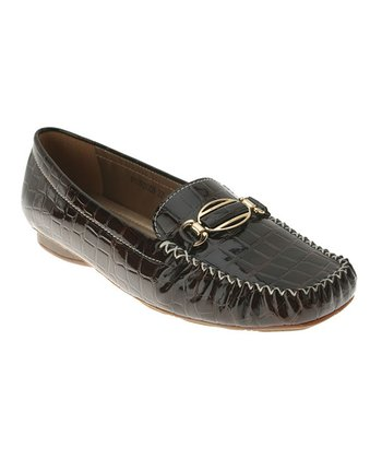 Brown Patria Loafer