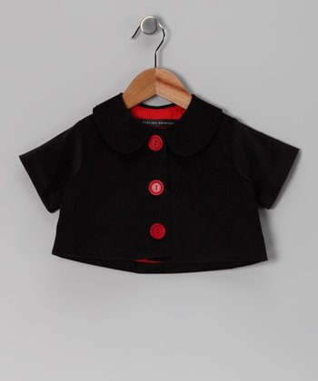 Black Lu Lu Jacket - Toddler & Girls