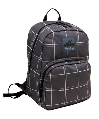 Plaid Recycled Day Trippin' Backpack