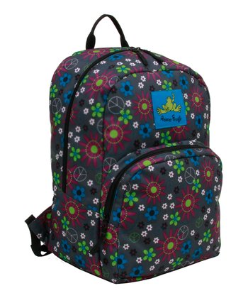 Flower Power Day Trippin' Backpack