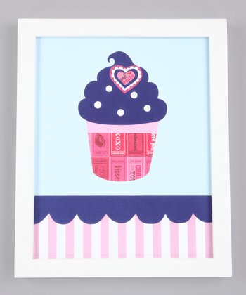 Cupcake Confection Print