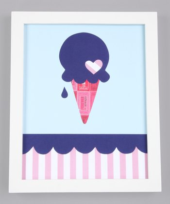 Ice Cream Dream Print