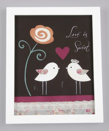 'Love is Sweet' Print