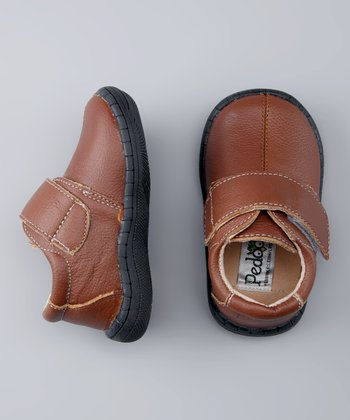 Brown Jumper Shoe