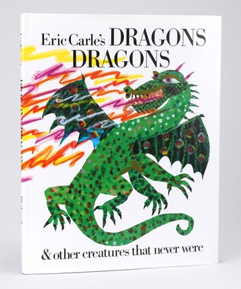 Dragons Dragons Hardcover