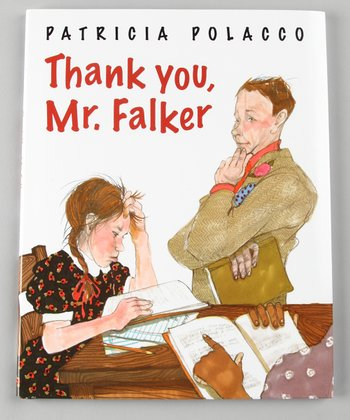 Thank You, Mr. Falker Hardcover
