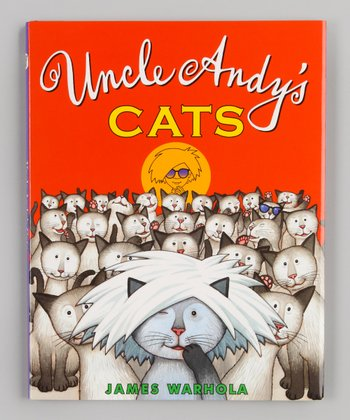 Uncle Andy's Cats Hardcover