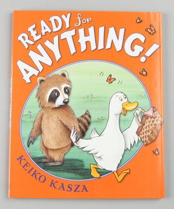 Ready for Anything! Hardcover