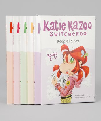 Katie Kazoo, Switcheroo Keepsake Boxed Paperback Set