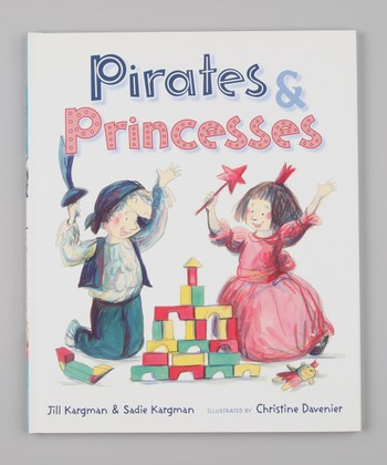 Pirates & Princesses Hardcover