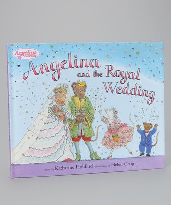 Angelina and the Royal Wedding Hardcover