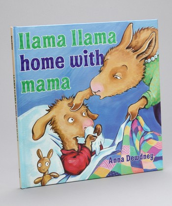 Llama Llama Home with Mama Hardcover