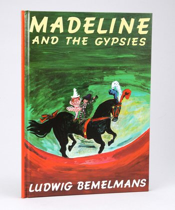 Madeline and the Gypsies Hardcover