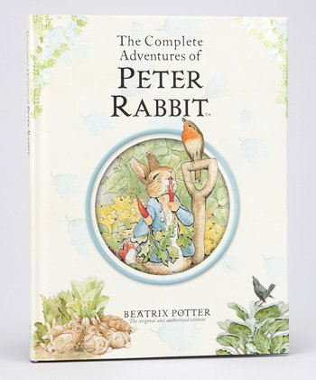 The Complete Adventures of Peter Rabbit Hardcover