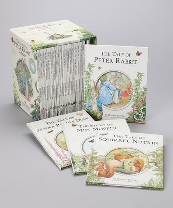Complete Peter Rabbit Library Boxed Hardcover Set