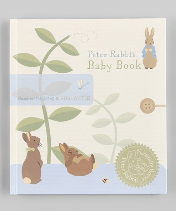 Peter Rabbit Baby Book Hardcover