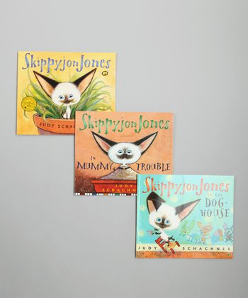 Skippyjon Jones Paperback Set