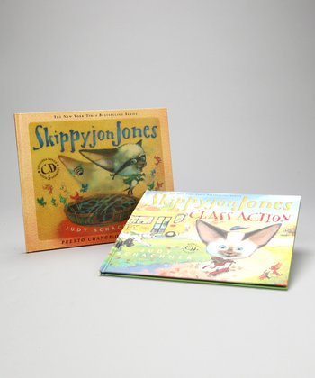 Skippyjon Jones Presto Change-O & Class Action Hardcovers