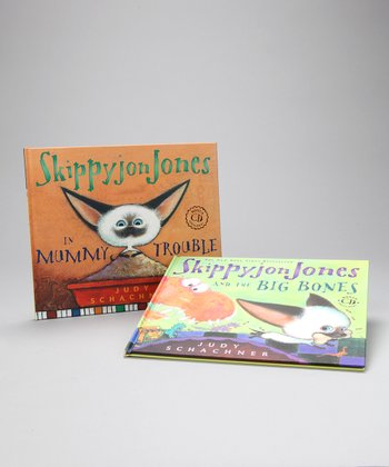 Skippyjon Jones In Mummy Trouble & The Big Bones Hardcovers